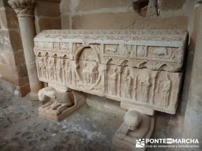 Cañones y nacimento del Ebro - Monte Hijedo;rutas por madrid capital;actividades de montaña